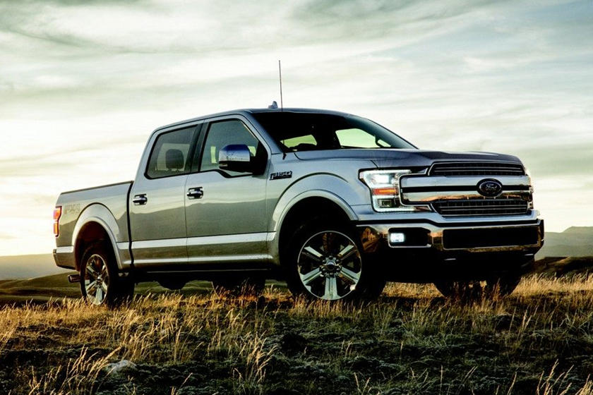 These Are All The Colors For The All New 2021 Ford F 150 Carbuzz