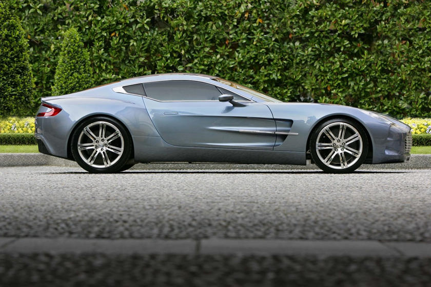 Greatest Aston Martin Special Editions Carbuzz