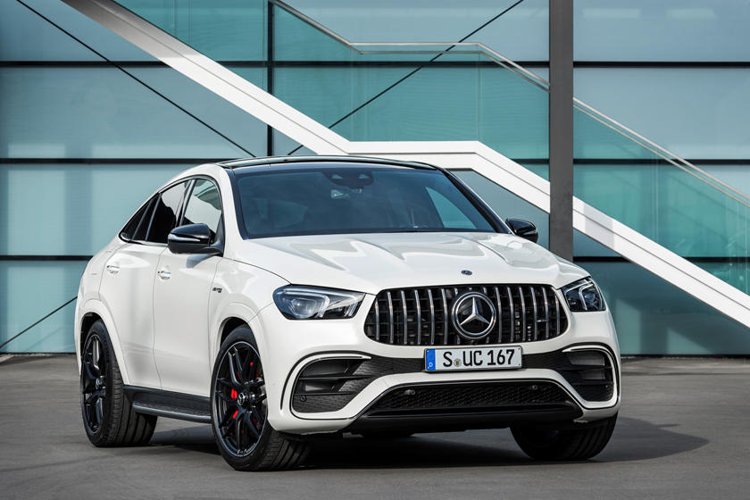 All-New 2021 Mercedes-AMG GLE 63 S Coupe Is A 603-HP Super SUV