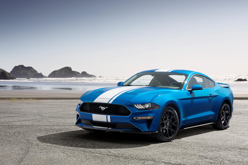 How Much Horsepower Does A Cold Air Intake Add >> Roush Gives The EcoBoost Mustang V8-Rivaling Power   CarBuzz