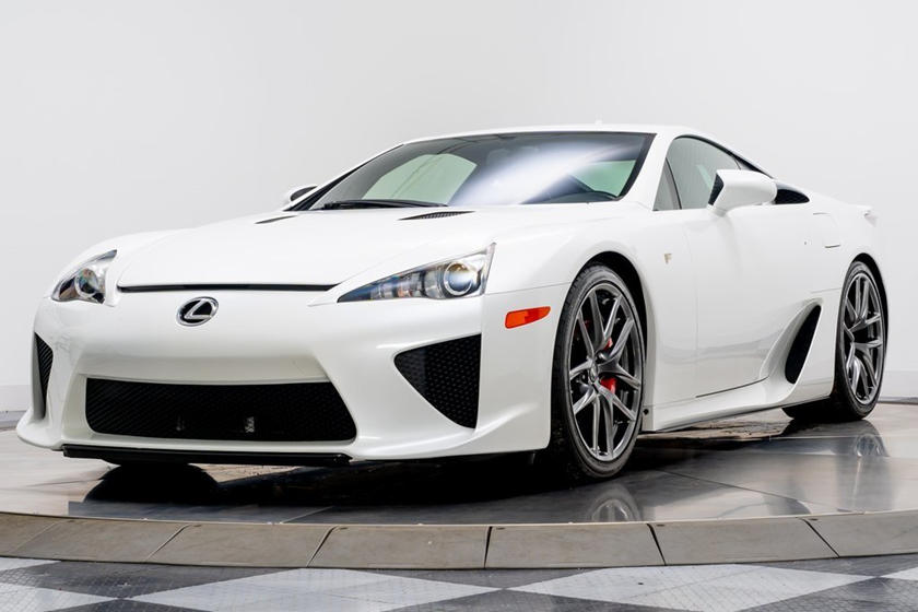 You're Not Going To Believe Who Owned This Lexus LFA | CarBuzz