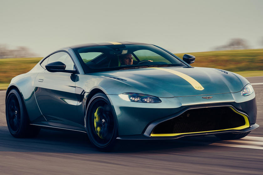 Aston Martin Moving On From Amg Power Carbuzz