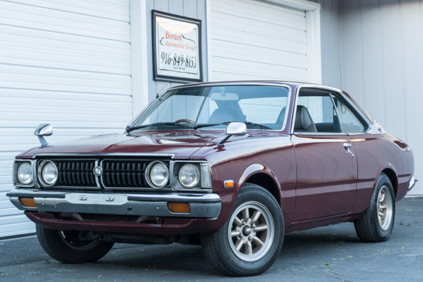 now s the time to buy a toyota corona carbuzz now s the time to buy a toyota corona