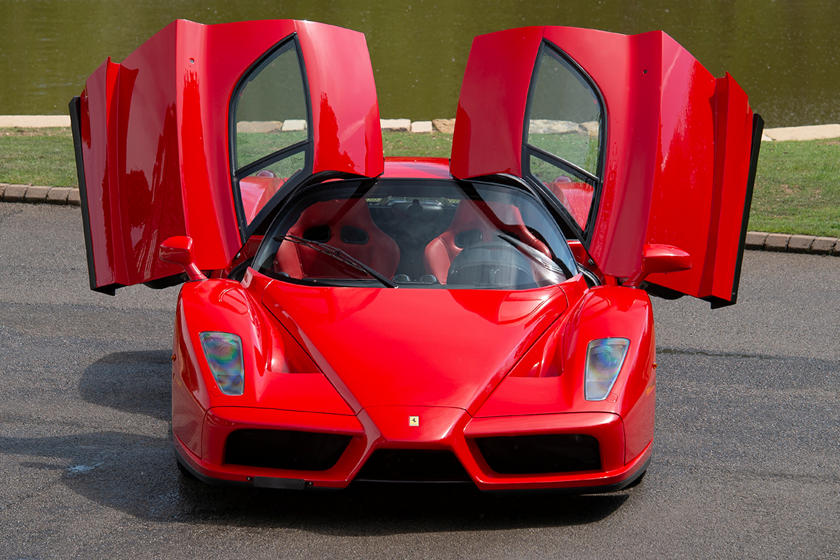 Second Ferrari Enzo Ever Made Is Up For Sale Carbuzz