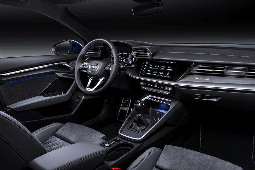 Did Audi Just Hint At The Return Of The Manual Transmission Carbuzz