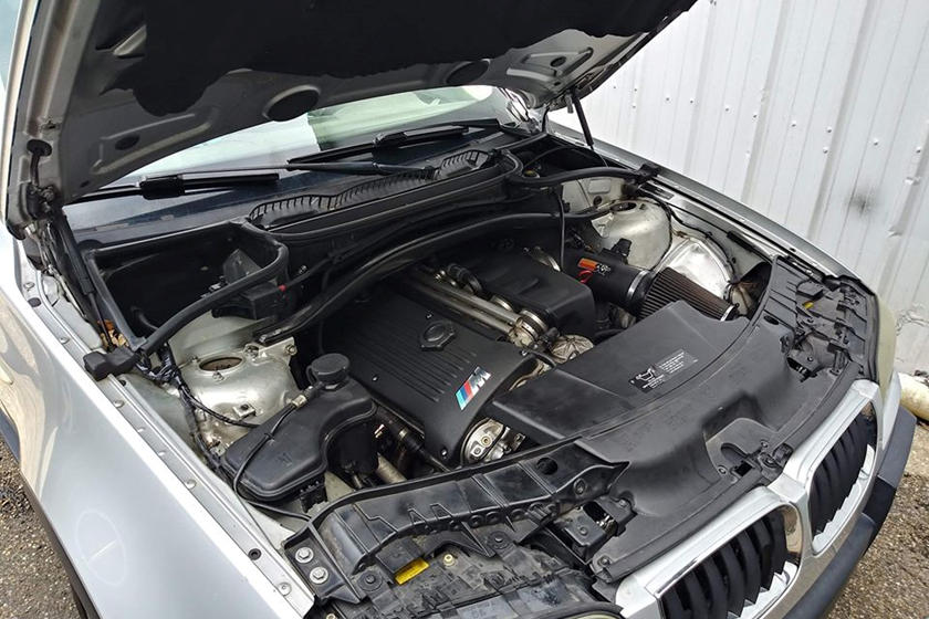 Bmw X3 Becomes Instant Legend With M3 Engine Swap Carbuzz