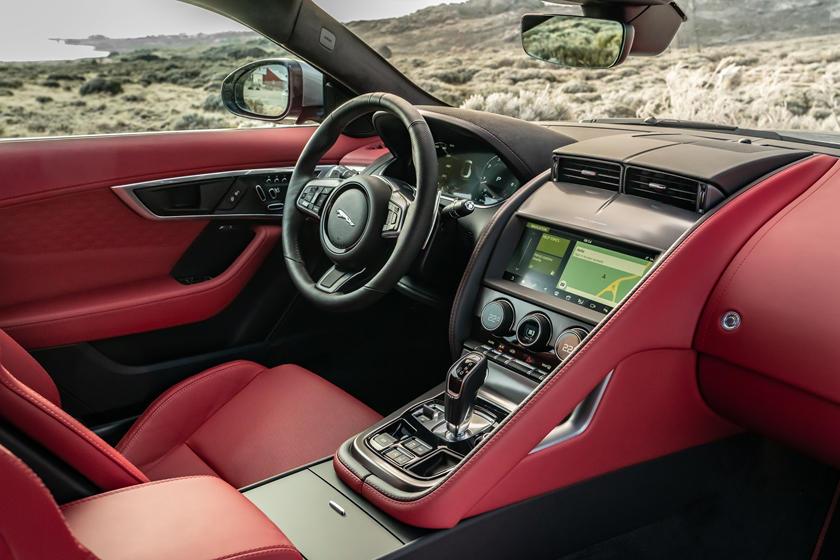 2021 Jaguar F-Type Coupe: Review, Trims, Specs, Price, New ...