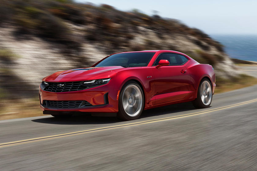 2019-2020 Chevrolet Camaro Coupe Forward Vision