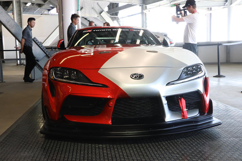Toyota Supra 3jz Is Coming To Crush The C8 Corvette Carbuzz