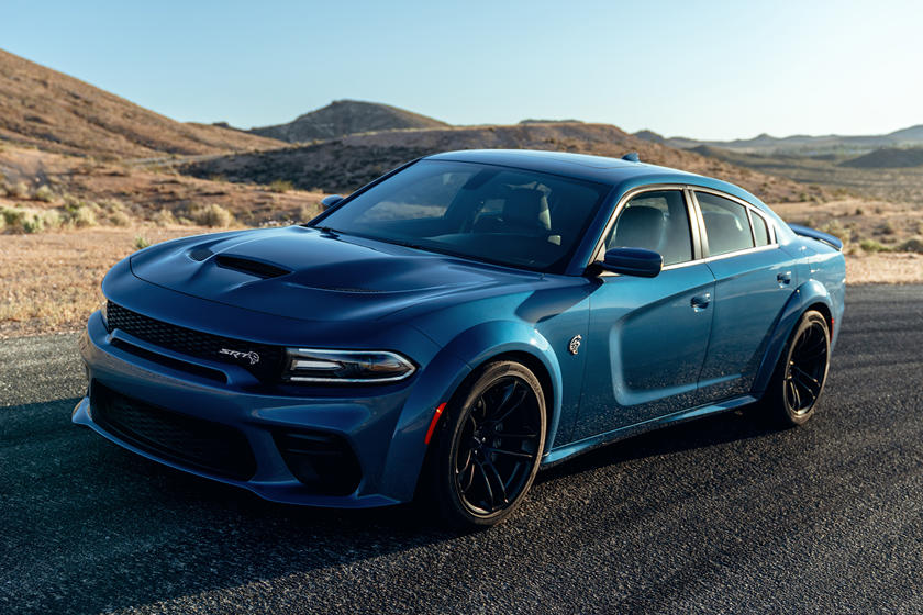 there's new information about the dodge charger srt