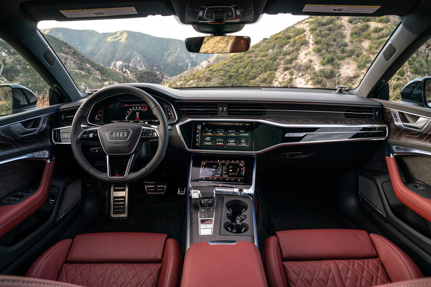 2021 Audi S6: Review, Trims, Specs, Price, New Interior ...