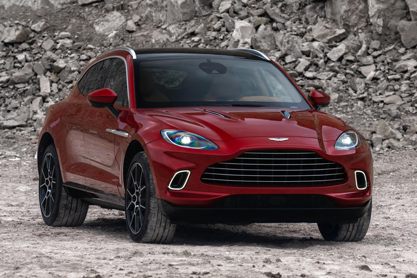There S Good News For Aston Martin S Most Important Model Ever Carbuzz