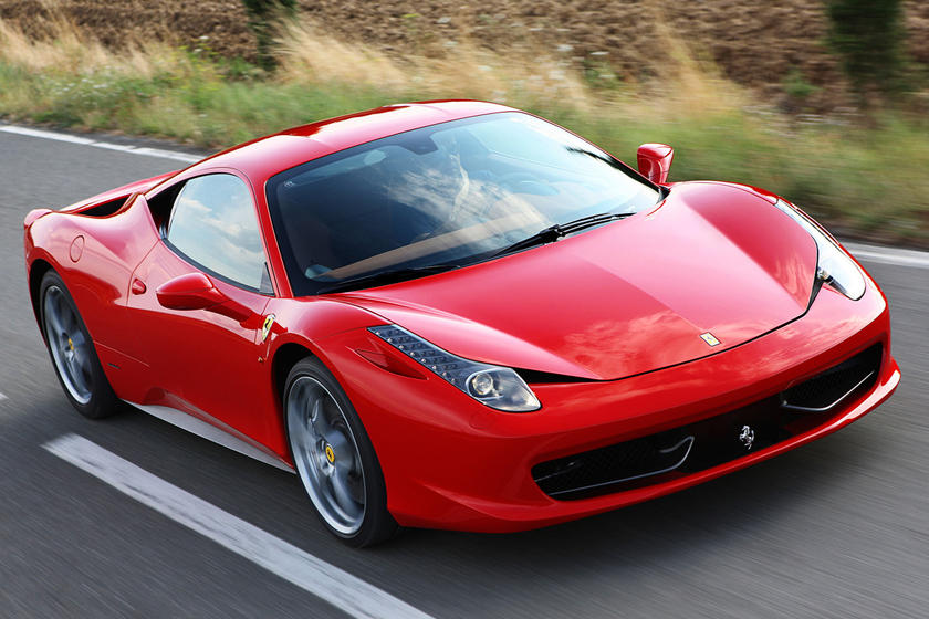 The Ferrari 458 Italia Is Now The Perfect Used Supercar Carbuzz