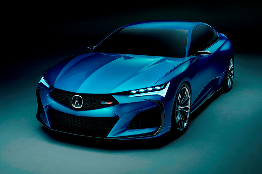2021 acura tlx will be an absolute stunner   carbuzz