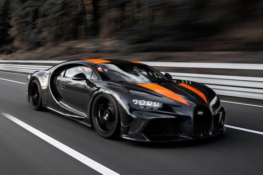 Bugatti Chiron Super Sport 300 Review Trims Specs Price New Interior Features Exterior Design And Specifications Carbuzz