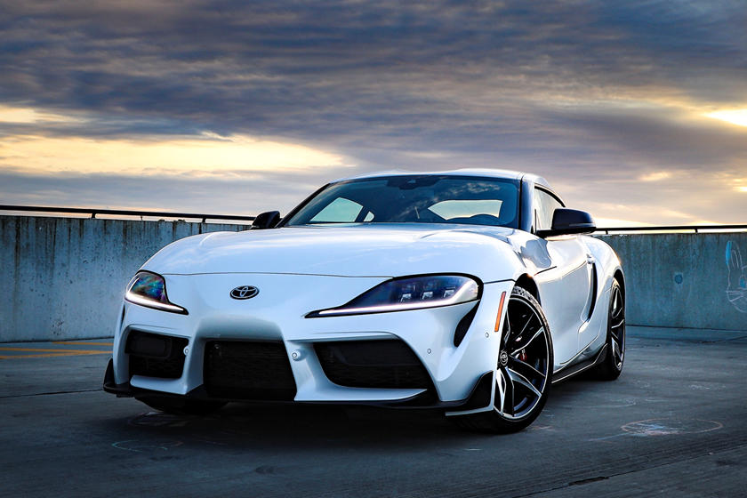 2021 Toyota GR Supra Test Drive Review: Mightier And More Attainable