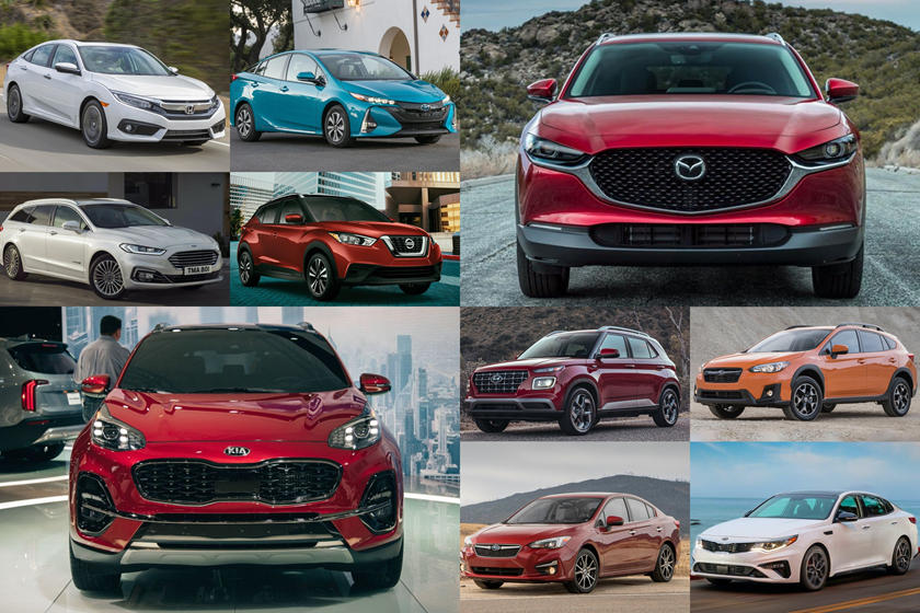 Best Cars For Teenagers In 2020 Carbuzz