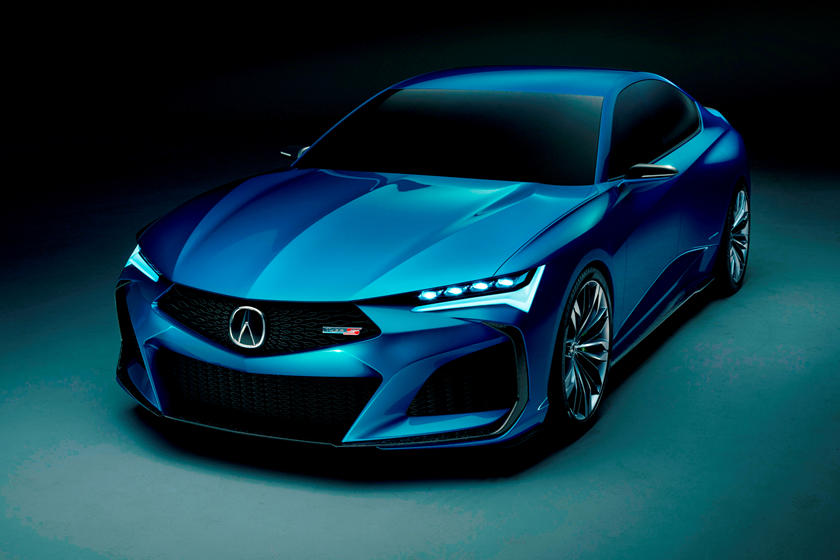 teased stunning 2021 acura tlx type s coming soon  carbuzz
