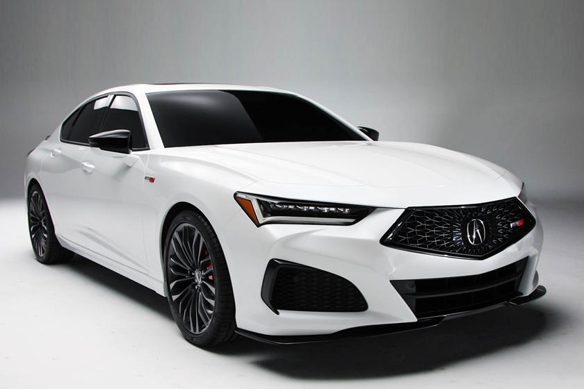 2021 acura tlx arrives as the sport sedan we've been