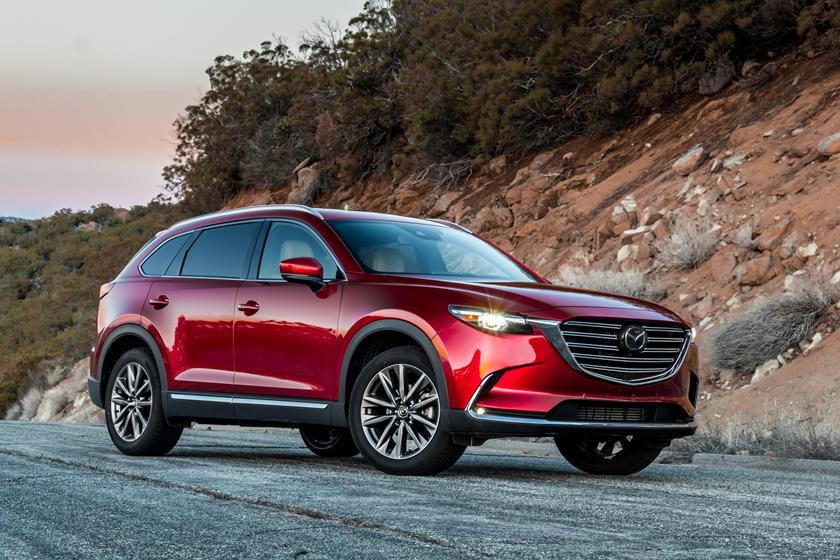 2020 Mazda CX-9 Test Drive Review: A Breath Of Fresh Air