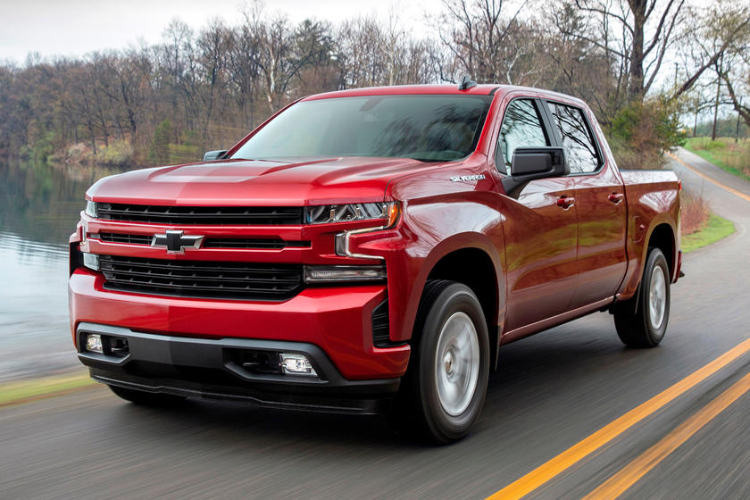 2021 Silverado Buyers Will Be Thrilled By Chevy S Changes Carbuzz