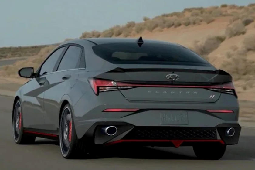 we know what will power the hyundai elantra n line carbuzz hyundai elantra n line