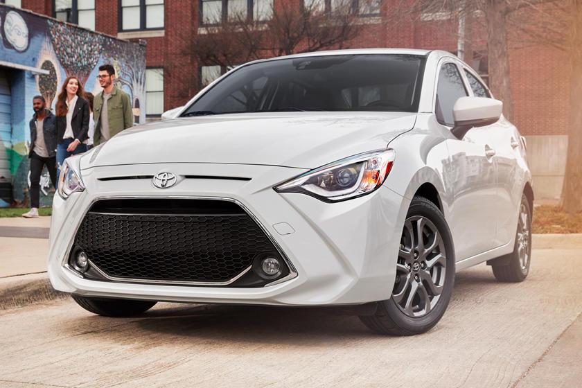 Toyota stop produksi Yaris di AS
