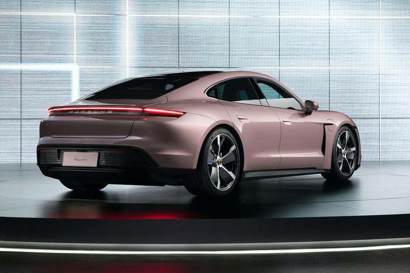 Porsche Reveals Cheaper Rwd Taycan With Longer Range Carbuzz