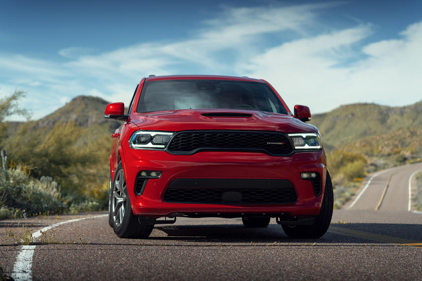 2021 dodge durango lineup revealed with updated styling