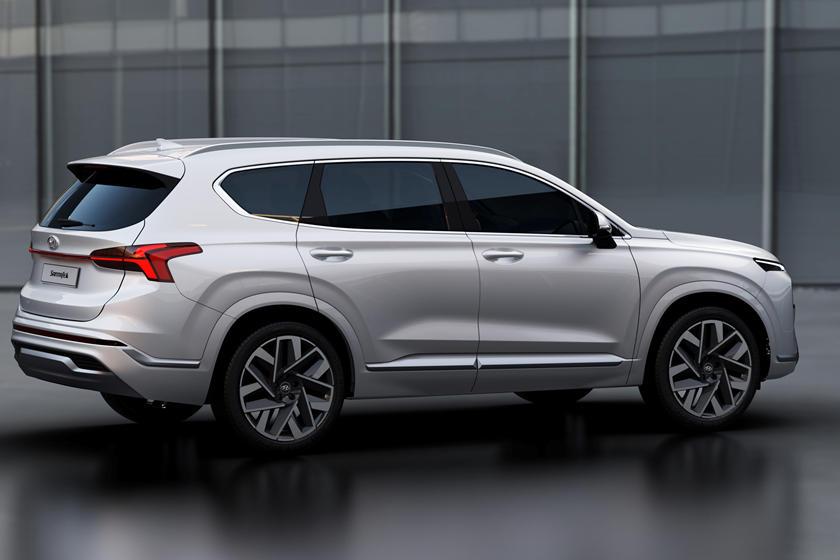 2021 Hyundai Santa Fe Specs Confirmed Carbuzz