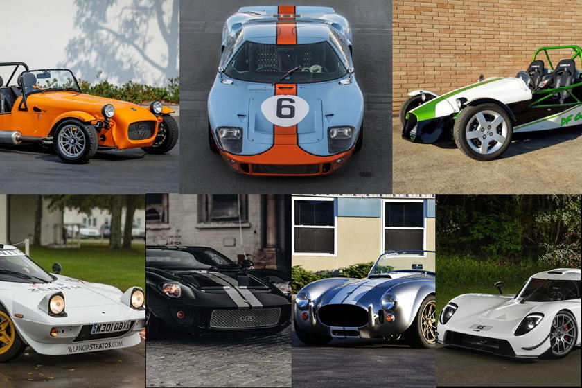 7 Amazing Kit Cars To Build In Your Own Garage Carbuzz