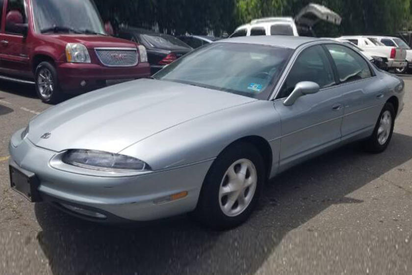 The Best 1997 Oldsmobile Aurora