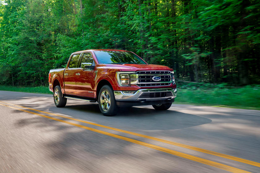 leaked complete order guide for 2021 ford f150  carbuzz