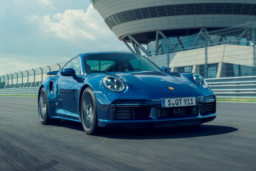 How Does The 2021 Porsche 911 Turbo Compare To The Turbo S Carbuzz