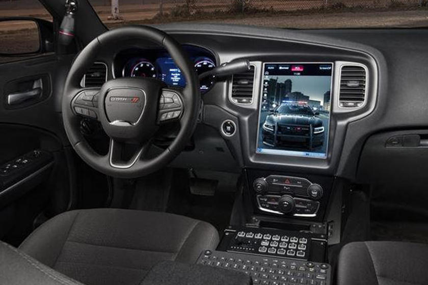 Teased New 2021 Dodge Charger And Durango Police Pursuit
