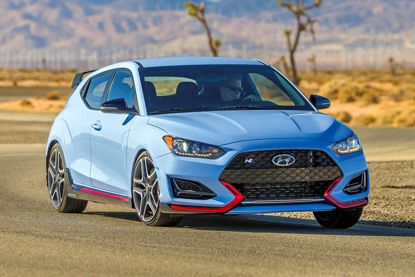 2021 Hyundai Veloster N Lands With New Transmission And Upgraded Cabin
