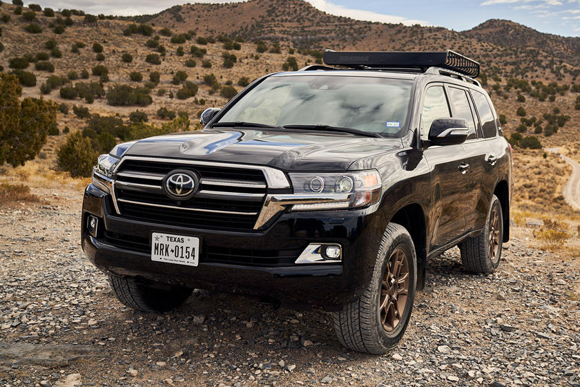 Toyota Reveals Pricing For 2021 Land Cruiser, 4Runner, And Tundra