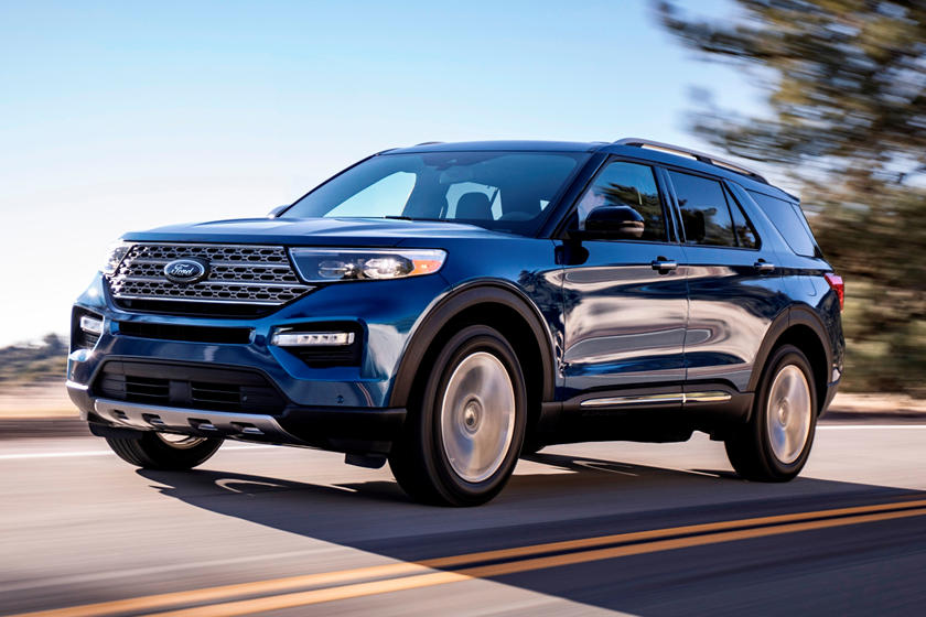 2021 Ford Explorer Range Is Getting A Big Price Cut | CarBuzz