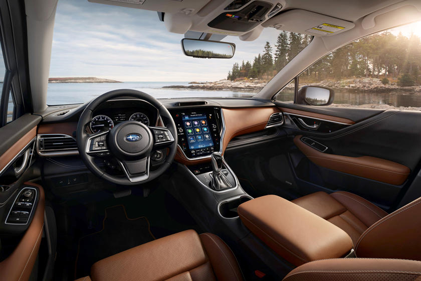 2021 Subaru Legacy And Outback Pricing Announced | CarBuzz