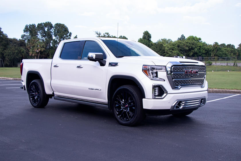 2020 GMC Sierra 1500 Test Drive Review: An Interior Away From Greatness