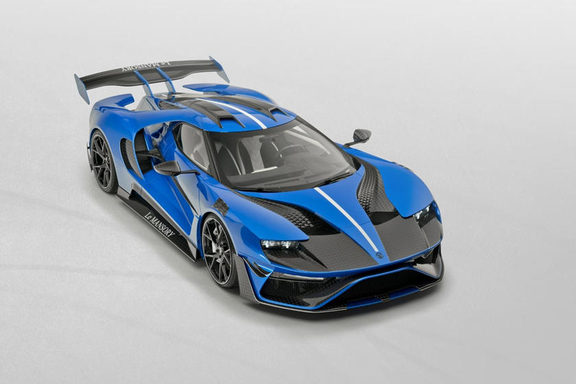 Mansory S Ford Gt Has A Price Tag As Ugly As Its Face Carbuzz
