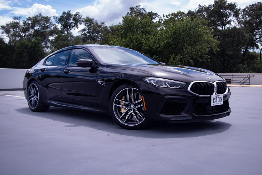 2021 BMW M8 Gran Coupe Test Drive Review: The New Shape Of Luxury