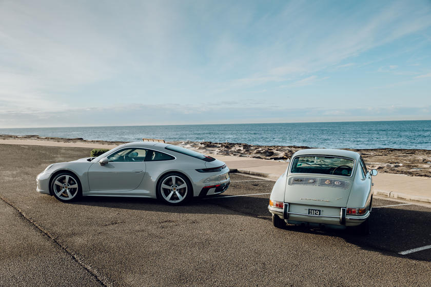 Porsche Celebrates First 911 Sold In Australia With Special Edition Carbuzz