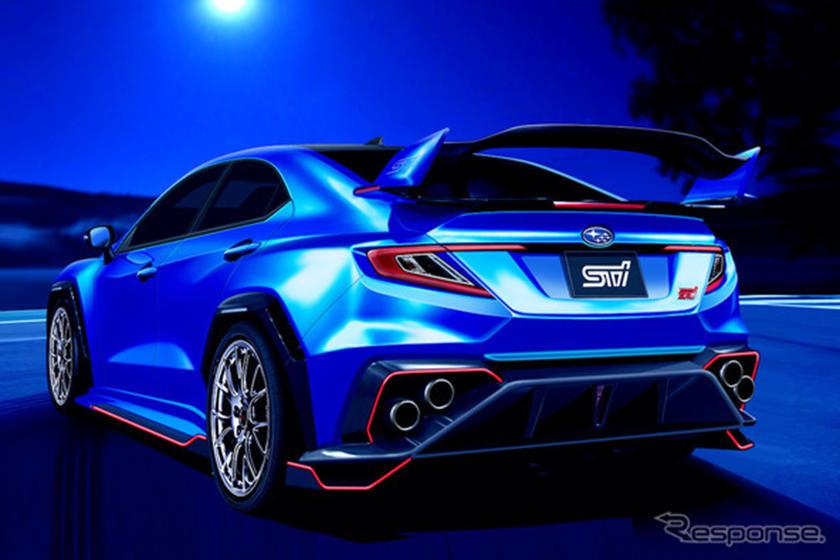 We Hope The New Subaru Wrx Sti Looks Like This Carbuzz