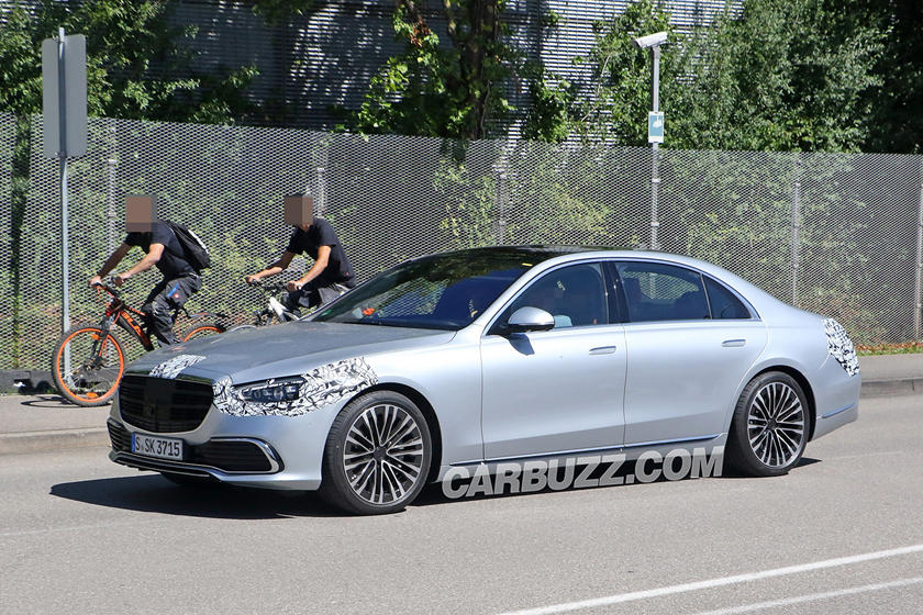 Best s Of 2021 Best Look Yet At 2021 Mercedes S Class | CarBuzz