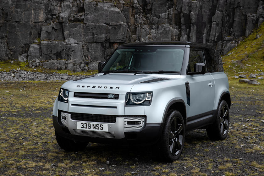 2021 Land Rover Defender 90 Is Here To Fight The Ford ...