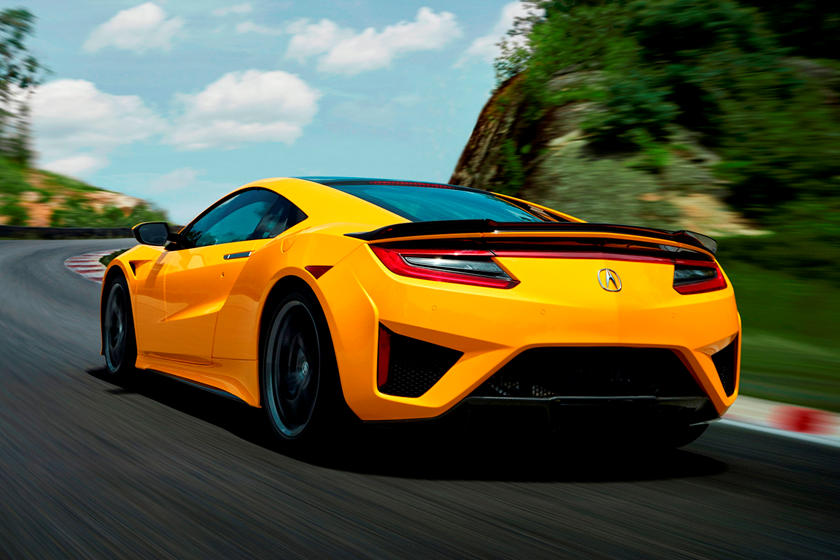 acura nsx type r and spider coming in 2021 | carbuzz