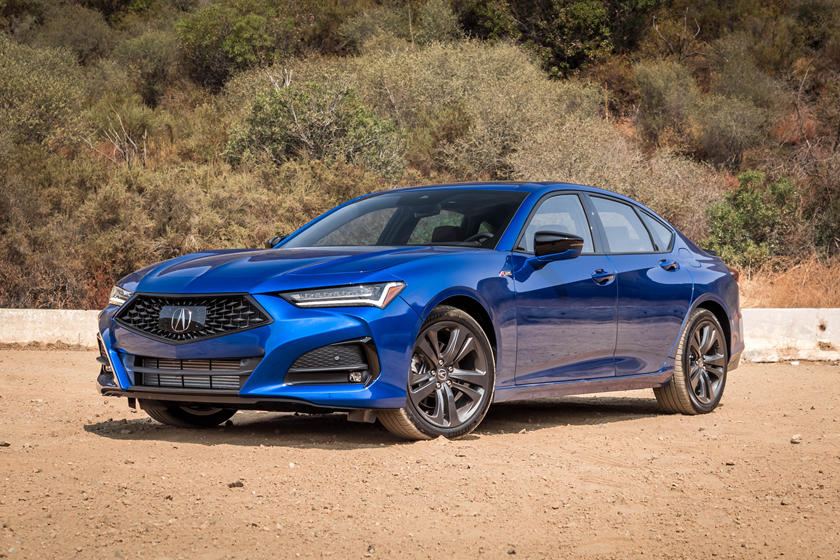 2021 Acura TLX First Drive Review: Returning To Form