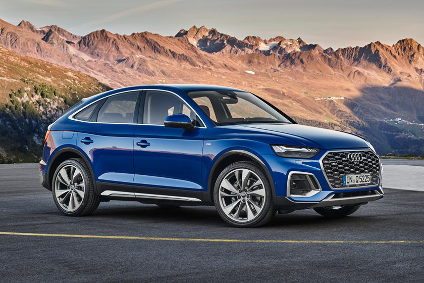 All-New Audi Q5 Sportback Arrives To Take On BMW X4