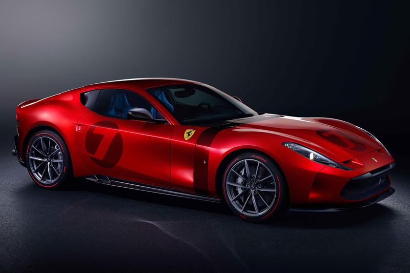 Say Hello To The One-Off Ferrari Omologata